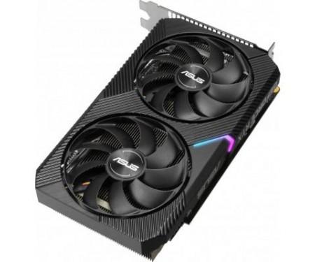 Видеокарта ASUS GeForce RTX2060 6144Mb DUAL OC MINI (DUAL-RTX2060-O6G-MINI)