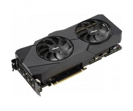 Видеокарта ASUS GeForce RTX2080 SUPER 8192Mb DUAL EVO (DUAL-RTX2080S-8G-EVO-V2)