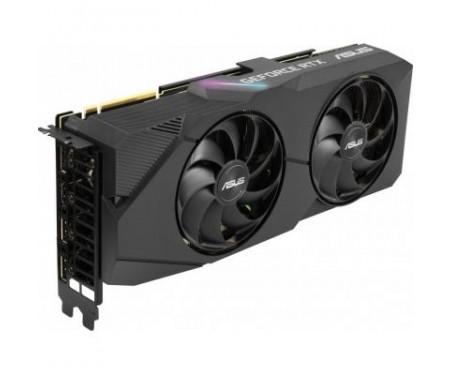 Видеокарта ASUS GeForce RTX2080 SUPER 8192Mb DUAL OC EVO (DUAL-RTX2080S-O8G-EVO-V2)