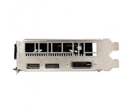 Видеокарта MSI GeForce GTX1650 4096Mb D6 AERO ITX OC (GTX 1650 D6 AERO ITX OC)