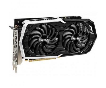 Видеокарта MSI GeForce GTX1660 Ti 6144Mb ARMOR OC (GTX 1660 TI ARMOR 6G OC)