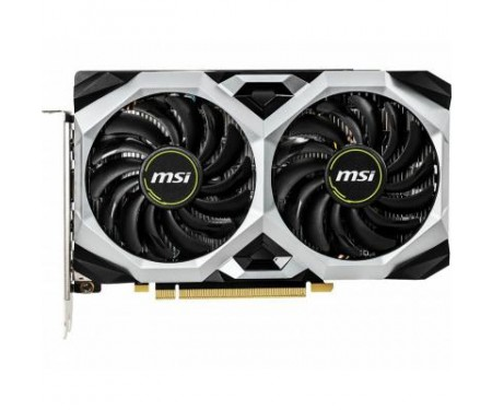 Видеокарта MSI GeForce GTX1660 Ti 6144Mb VENTUS XS (GTX 1660 Ti VENTUS XS 6G)
