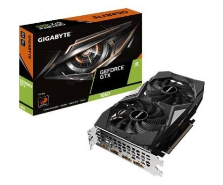 Видеокарта GeForce GTX1660 6144Mb GIGABYTE (GV-N1660D5-6GD)