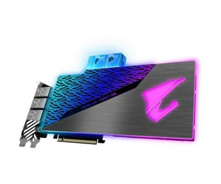 Видеокарта GIGABYTE GeForce RTX2080 SUPER 8192Mb AORUS WATER BLOCK (GV-N208SAORUS WB-8GC)