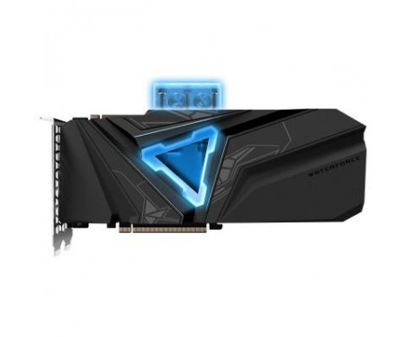 Видеокарта GIGABYTE GeForce RTX2080 SUPER 8192Mb GAMING OC WATER BLOCK (GV-N208SGAMINGOC WB-8GD)