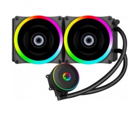 Кулер для процессора GAMEMAX Iceberg240-Rainbow