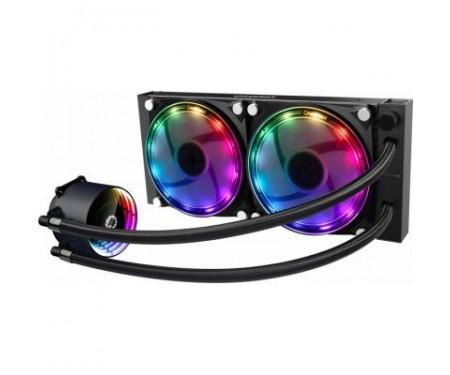 Кулер для процессора GAMEMAX IceHill240-Rainbow
