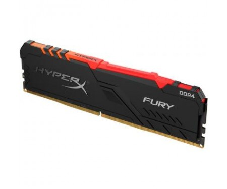 Модуль памяти для компьютера DDR4 16GB 3466 MHz HyperX FURY RGB Kingston (HX434C16FB3A/16)
