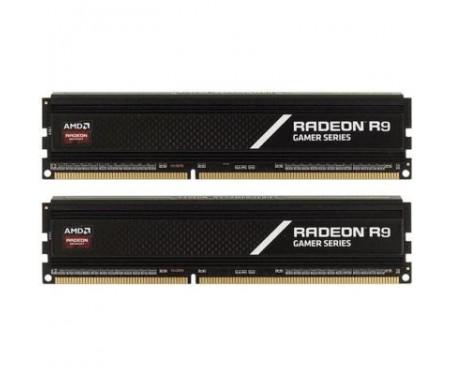 Модуль памяти для компьютера DDR4 16GB (2x8GB) 2800 MHz Radeon R9 AMD (R9S416G2806U2K)