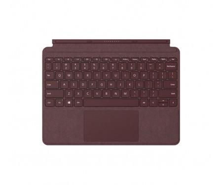 Чехол-клавиатура Microsoft Surface Go SIG Type Cover Burgundy (KCS-00041)