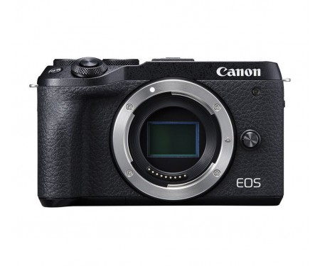 Фотоаппарат Canon EOS M6 Mark II Body