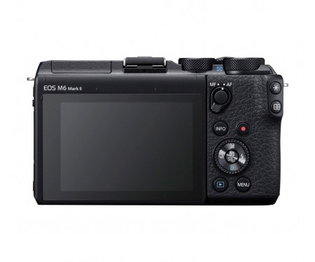 Фотоаппарат Canon EOS M6 Mark II Body 3