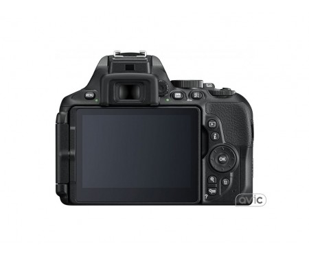 Фотоаппарат Nikon D5600 kit (18-55mm+70-300mm) 4