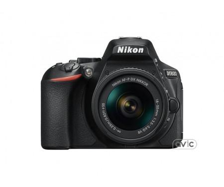 Фотоаппарат Nikon D5600 kit (18-55mm+70-300mm) 2