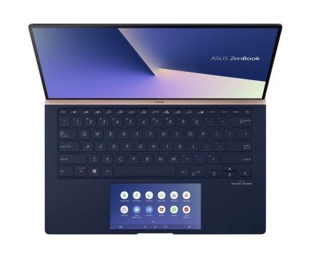 Ноутбук ASUS ZenBook 14 UX434FL Royal Blue (UX434FL-Q52P-CB)