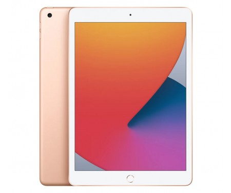 Планшет Apple iPad 10.2 (2020) Wi-Fi + Cellular 128GB Gold