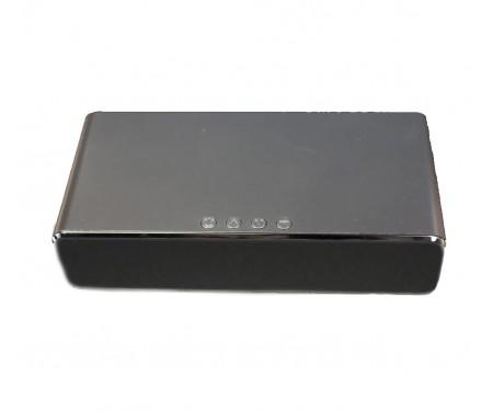 Беспроводное зарядное устройство Keen Wireless Charging Desk Clock Black