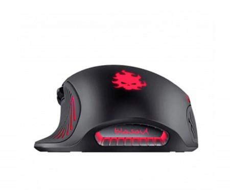 Мышь Blasoul Y720 Lite 1000GHz 7200DPI RGB Black (3008048)