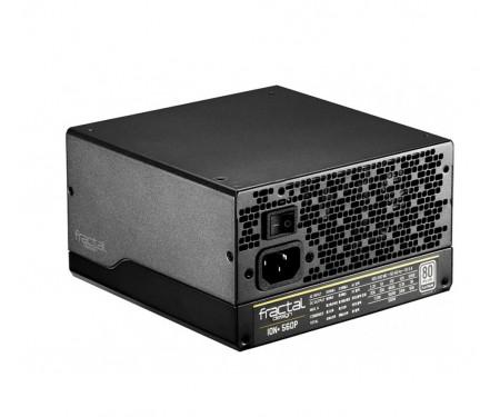 Блок питания Fractal Design Ion+Platinum 560W (FD-PSU-IONP-560P-BK-EU)