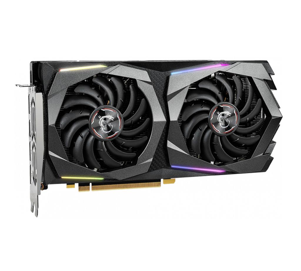 Видеокарта MSI GeForce GTX 1660 SUPER GAMING X