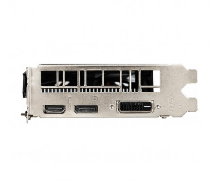 Видеокарта MSI GeForce GTX 1650 AERO ITX 4G