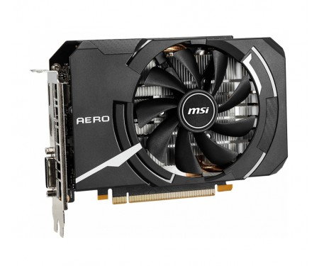 Видеокарта MSI GeForce GTX 1660 SUPER AERO ITX OC
