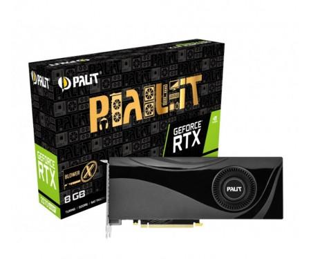 Видеокарта Palit GeForce RTX 2070 SUPER X (NE6207S019P2-180F)