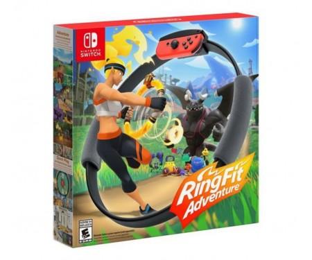 Игра Nintendo Switch Ring Fit Adventure