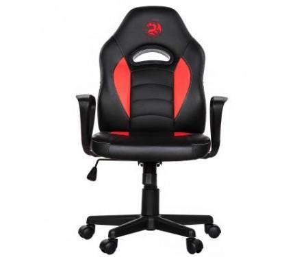 Кресло игровое 2E GC21 (JUNIOR) Black/Red (2E-GC21BLR)