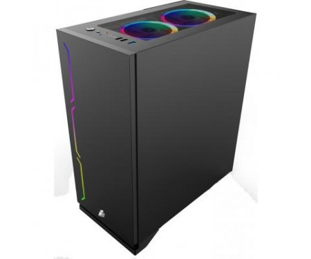 Корпус 1stPlayer B6-R1 COLOR LED