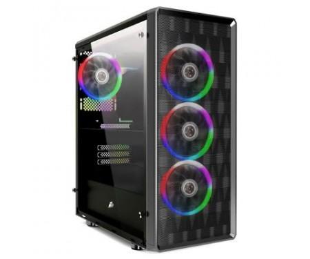 Корпус 1stPlayer D8-A-R1 Color LED