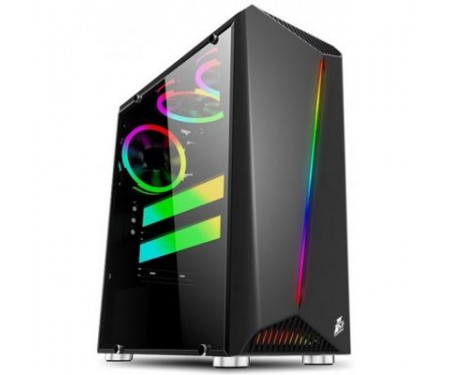 Корпус 1stPlayer RIANBOW-R3 COLOR LED