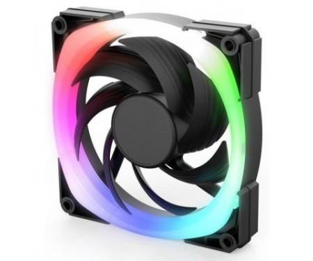 Кулер для корпуса 1stPlayer R3 RGB LED bulk (1stPlayer R3 RGB LED)