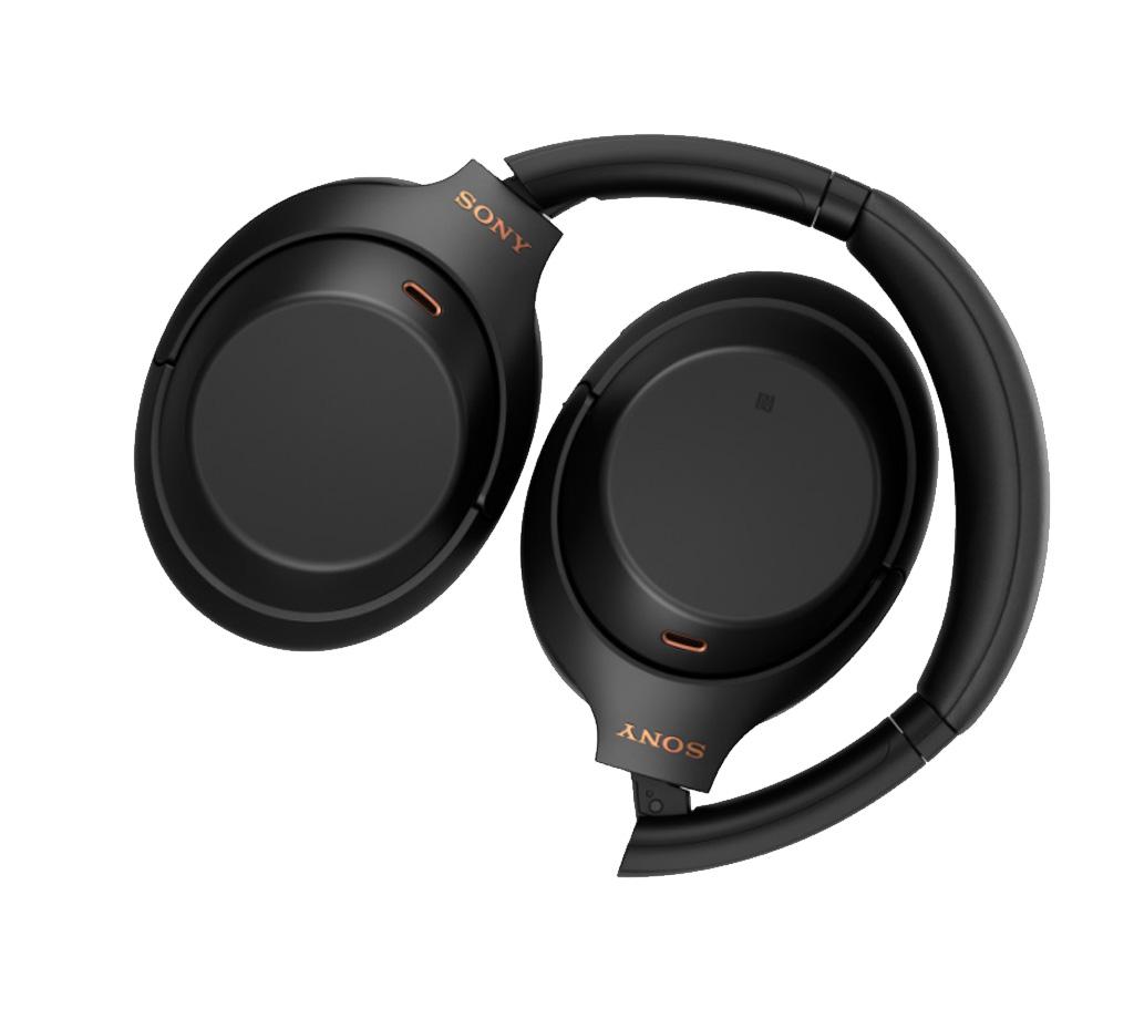 Наушники Sony WH-1000XM4 Black