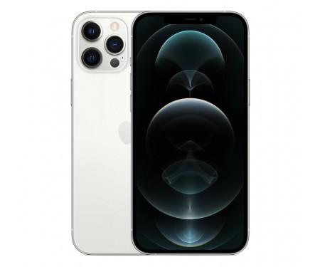 Смартфон Apple iPhone 12 Pro Max Silver Dual Sim 256GB (MGC53)