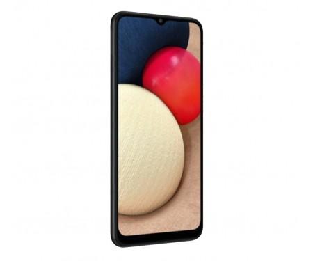 Смартфон Samsung Galaxy A02s 3/32GB Black (SM-A025FZKE)
