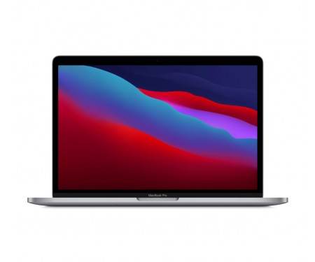 Ноутбук Apple MacBook Pro 13 Space Gray Late 2020 (Z11B0004T, Z11B000E3)