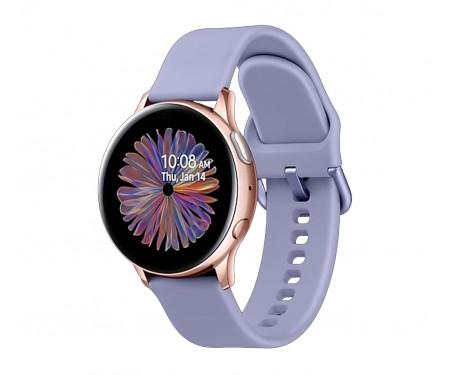 Смарт-часы Samsung Galaxy Watch Active 2 40mm Rose Gold Aluminium (SM-R830NADAXSG)