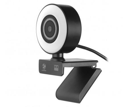 Веб-камера 2E Gaming Quad HD 2K LED (2E-WC2K-LED)
