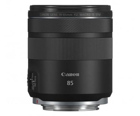 Объектив Canon RF 85mm f/2 Macro IS STM (4234C005)