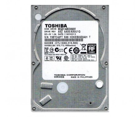 Жесткий диск 500Gb Toshiba (MQ01ABD050V_2019)