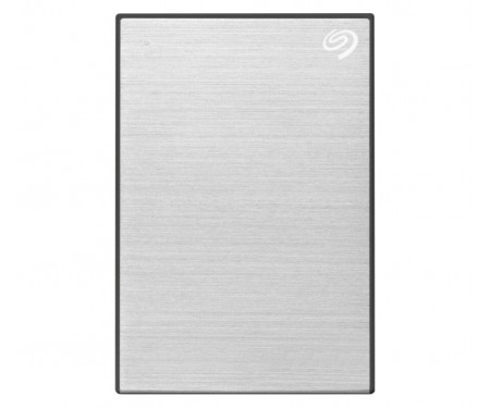 Жесткий диск Seagate One Touch 5 TB Silver (STKC5000401)