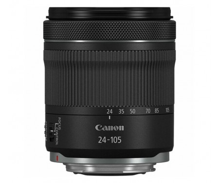 Фотоаппарат Canon EOS R kit (RF 24-105mm)IS STM (3075C129)