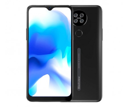 Смартфон Blackview A80S 4/64GB Tasteful Black