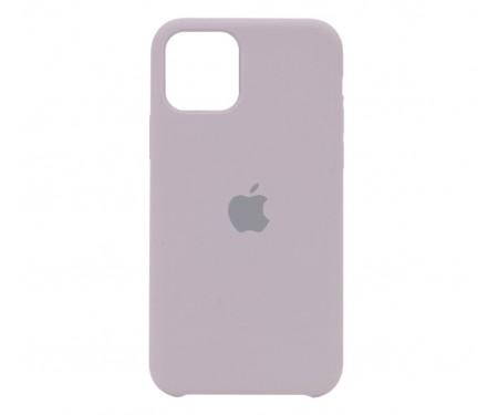 Чехол для Apple iPhone 12/12 Pro Silicone Case Lavender Copy