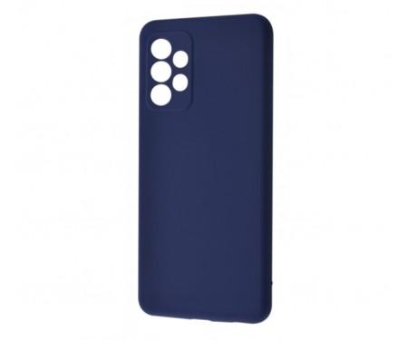 Чехол для Samsung Galaxy A52 WAVE Full Case Midnight Blue