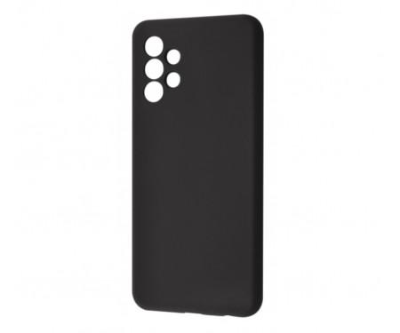 Чехол для Samsung Galaxy A32 WAVE Full Case Black
