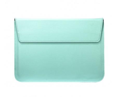 Карман для MacBook 13/13,3 Sleeve with Stand Marine Green