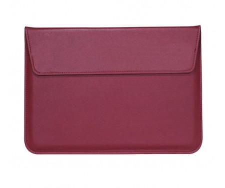 Карман для MacBook 13/13,3 Sleeve with Stand Marsala