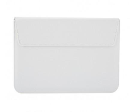 Карман для MacBook 13/13,3 Sleeve with Stand White